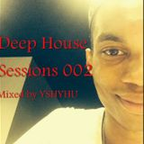 Deep House Sessions 002