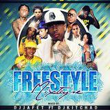 Dj Jafet ft Dj Kitchad - Freestyle Mixtape