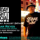 Edgar Reyes Live @ Friday Night Social 8-24-12