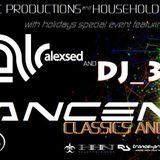 Trancenet December 2017 Installment feat. DJ_315 & Alexsed