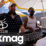 Claude VonStroke B2B with Green Velvet at Drai's Beachclub! 06-06-2018