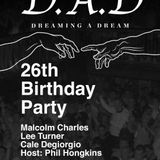 """Wigan Pier """"Dreaming A Dream"""" Anthems Promo Mix - 26th Birthday Party, Fri 21st Oct"""