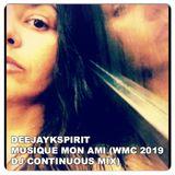 Deejaykspirit - Musique Mon Ami (WMC 2019 Continuous DJ Mix)