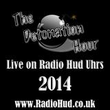 DangerousNile - The Detonation Hour 30.01.14 Radio Hud Uhrs