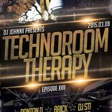 Art Style Techno DJ Johnnx Presents TechnoRoom Therapy Episode 17: Dj STI