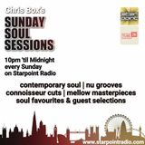 Chris Box's Sunday Soul Sessions (HOUR 2, 9/9/2018) (Starpoint Radio)