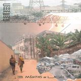 3 Months in Lagos (This Nigeria) mixtape by Moritz Rudolf