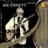 Rik Emmett (Triumph) on Audio Planet