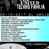 El Brujo - 100% Vinyls Mix - 100% Pure United Techno Familia