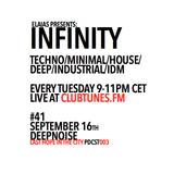 Elaias presents: Infinity Radio Show #41, guest Deepnoise