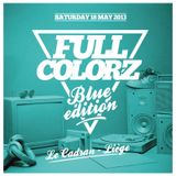Full Colorz - Blue Edition