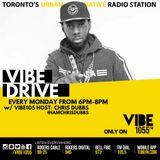 VIBE DRIVE 105.5FM - APRIL 4, 2016