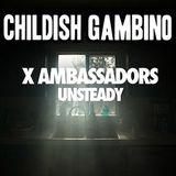 """Unsteady Heartbeat"" (XAmbassadors vs. Gambino) & ""Strapped Anaconda"" (Nicki Minaj vs. Riot Ten)"
