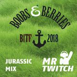 Sunday Jurassic Beach Set @ Boob's and Berries - Burn In The Forest - Aggasiz, Canada, BC