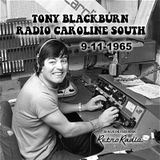 Tony Blackburn - The Big Line Up - Radio Caroline South - 9-11-1965