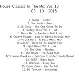 MF - House Classics In The Mix Vol. 13