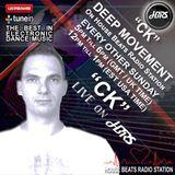 CK Presents Deep Movement Live On HBRS 17 - 09 -17