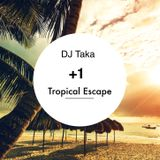 DJ Taka / +1 - Tropical Escape