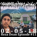 Reza Dean Episode #11 - HipHopPhilosophy.com Radio - 02-05-18