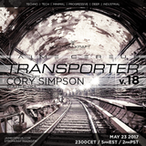 Transporter v.18 ft. Cory Simpson @ STROM:KRAFT Radio