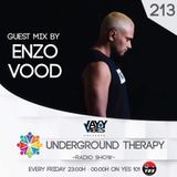 Underground Therapy - #213 Guest Mix by Enzo Vood (03.11.2017)