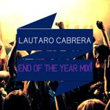 END YEAR MIX BY LAUTARO CABRERA