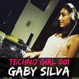 GABY SILVA TECHNO GIRL djset 001