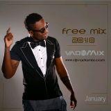 Free Mix January 2018 by VadoMix