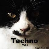 Cafe Gatto / Techno  Vol.6