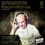 ElectroForce - Rule of Rune guest mix (17.07.14)