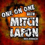 1on1 Mitch Lafon - 187 METALLICA - Kirk Hammett