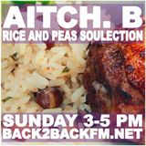 Sun 13/11/16 Rice & Peas Soulection