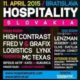 HOSPITALITY Slovakia 2015 promo mix - Headliners Only