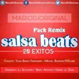 Demo Pack Remixes - Salsa Beats By MarioDjOriginal
