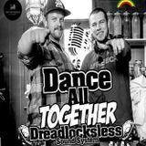 LES UNS en freestyle dans Dance All Together l'émission de Dreadlocksless Sound sur Radio Laser