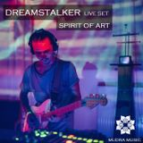 Mudra podcast / Dreamstalker - Spirit of Art / Live Set [MM41]