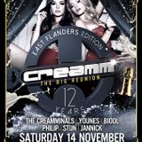 dj Younes @ Bocca - Creamm reunion 14-11-2015