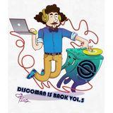 Discoman is Back Vol.5 (Powerapp Radio Show)