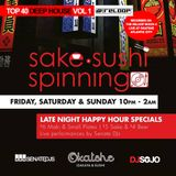 """Top 40 Deep House"" VOL 1 