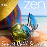 Sunset Chill Session 034 (Zen Fm Belgium)
