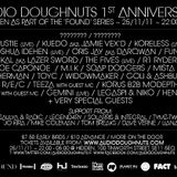 LV Promo Mix for Audio Doughnuts 1st Birthday Party 11.11