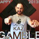 KAZ GAMBLE DJ SET FOR CLUB 5 ON HITS 94_3FM.  JAN 2013.