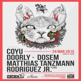 Matthias Tanzmann  - Live At Suara, The Dream Hotel (WMC 2015, Miami) - 24-Mar-2015
