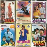 Bollywood Cassette Tape Mix