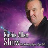 The Richie Allen Show - Thursday 15th January 2015 - With Peter Tatchell & Dr. David Nicholl