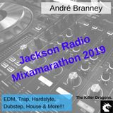André Branney - EDM Mix 2 (Jackson Radio Mixamarathon 2019).