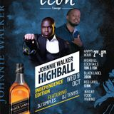 DJ Tenyis Independence Day UG Mix at Icon Lounge brought to you by Johnnie Walker