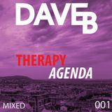 Therapy Agenda 001 - Mixed