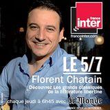 20090507 France Inter Le Cinq Sept Françoise Simpère