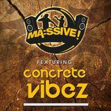 DJ Pasch - MA:SSIVE meets Concrete Vibez Promomix